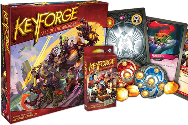 KeyForge Tournament